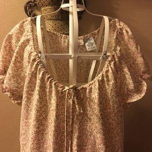 Cute thin summer dress